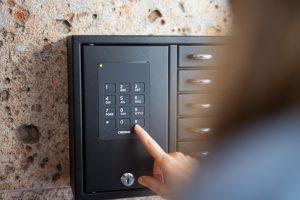 Schlüsselsafe Hotel Andreas Hofer